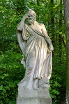 Bayreuth Eremitage Statue des Sokrates 001 99x150